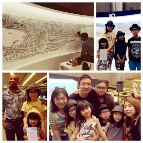 Meeting Stephen Wiltshire